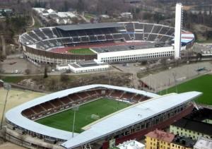 Stadionit